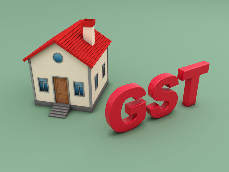 GST on House